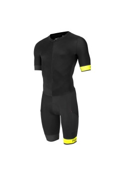Fusion Speed Suit Yellow Unisex-20