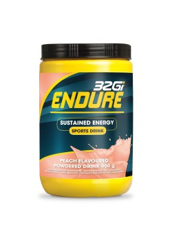 32Gi Endure Energidrik fersken 900 g.-20