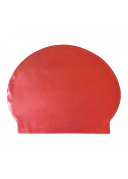 Badehætte Voksen Latex Rød-20