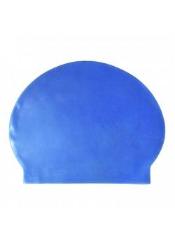 Badehætte Voksen Latex Royal Blue-20