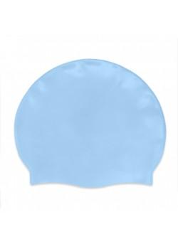 Badehætte Voksen Silicone Sky Blue-20