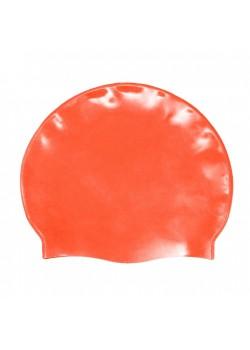 Badehætte Voksen Silicone Coral-20