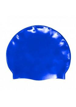 Badehætte Voksen Slilicone Royal Blue-20