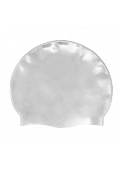 Badehætte Voksen Silicone Sølv-20