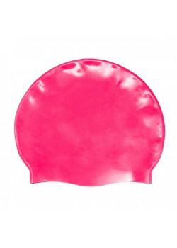 Badehætte Voksen Silicone Pink-20