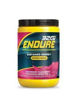 32Gi Endure Energidrik hindbær 900 g.-20