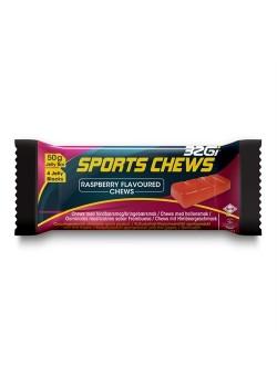 32Gi Sport Chews med hindbær smag 12 stk. i kasse.-20