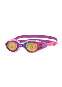Zoggs Sea Demon Junior Svømmebrille Lilla/Pink Pige.-20