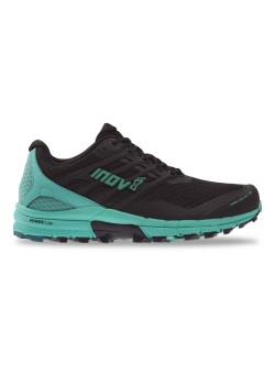 Inov8 Trail Talon 290 Dame Trailsko Sort/Grøn-20