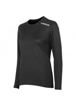 Fusion Dame PRF Langærmet Shirt.-20
