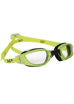 Michael Phelps Xceed Clear Lens Yellow/Black-20