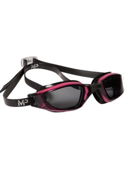 Michael Phelps Xceed Dark Lens Pink/Black LADIES-20