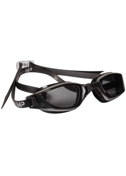 Michael Phelps Xceed Dark Lens Silver/Black-20