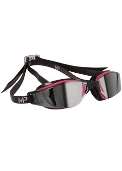 Michael Phelps Xceed Mirror Pink/Black LADIES-20