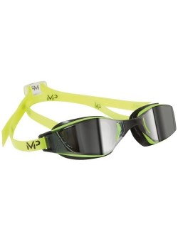 Michael Phelps Xceed Mirror Yellow/Black-20