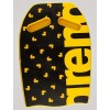 Arena Training KickBoard Limited Edition Sort/Gul And-01