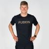 Fusion Mens C3 RECHARGE T-Shirt Sort-04