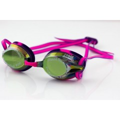 Zoggs Racespex Svømmebrille. Pink/lilla