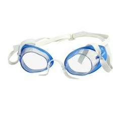 TYR Socket Rocket 2 - Clear/Blue