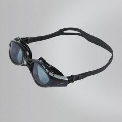Speedo Futura Biofuse Black. Smoke Lens
