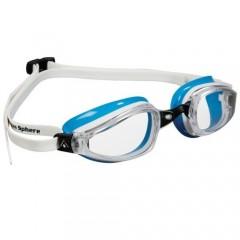 Michael Phelps K180 Clear Lens White/Baia LADIES