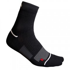 C3 RUN SOCK Black