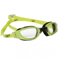 Michael Phelps Xceed Clear Lens Yellow/Black