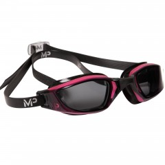 Michael Phelps Xceed Dark Lens Pink/Black LADIES